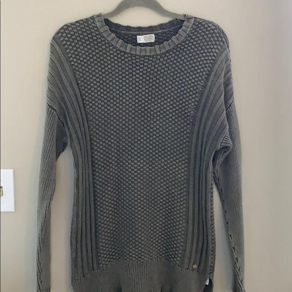 Volcom waffle sweater